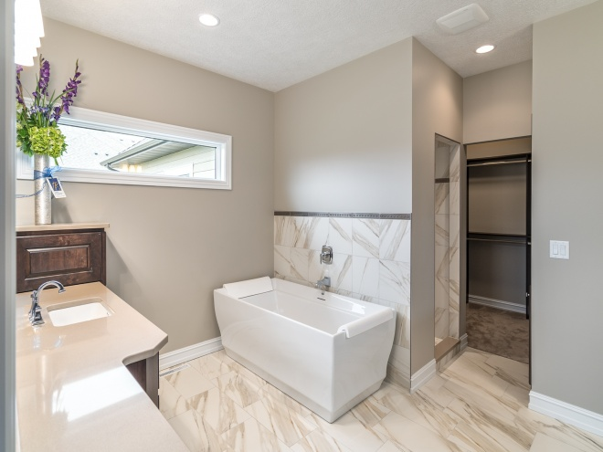 Custom Master Bath Suite