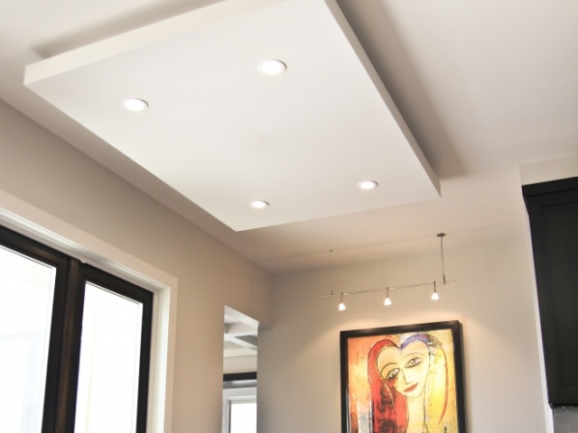 Custom Ceiling Drop
