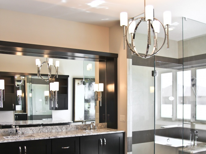 Luxury Master Bath Suite Fixtures